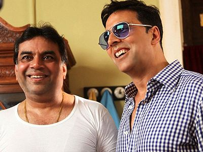 Paresh Rawal is planning for the sequel of OMG Oh My God!