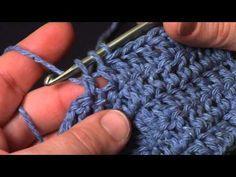 Video Tutorial: The Ripple Stitch (Chevrons) by moogly - www.mooglyblog.com
