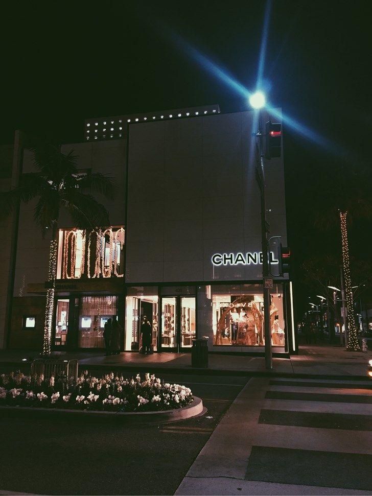 #rodeodrive #hollywood #losangeles #shoppingv #chanel instagram: eliniish