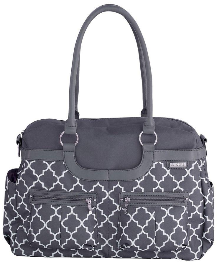 JJ Cole Satchel Diaper Bag - Onyx - Best Price $69.95: Cute Diapers Bags, Diaper Bags, Stones Arbors, Baby Boys, Satchel Diapers, Satchel Bags, Diapers Bags For Boys, Baby R Us, Jj Cole Diapers Bags