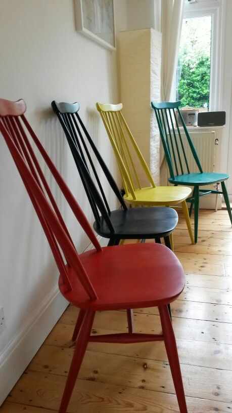 1000 Idéer Om Ercol Dining Chairs På Pinterest  Stoler Og Unique Second Hand Ercol Dining Room Furniture Decorating Inspiration