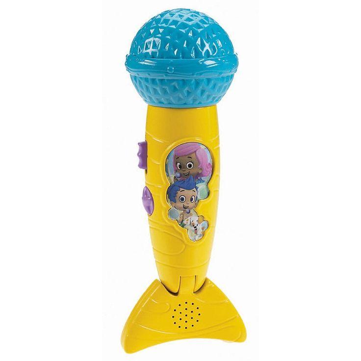 "Bubble Guppies Rockin' Micro-Fin - Fisher-Price - Toys""R""Us"