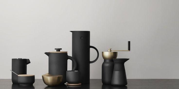 Une cafetière design