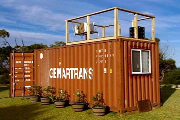 Container Home Designs, Container Homes And Reality Tv