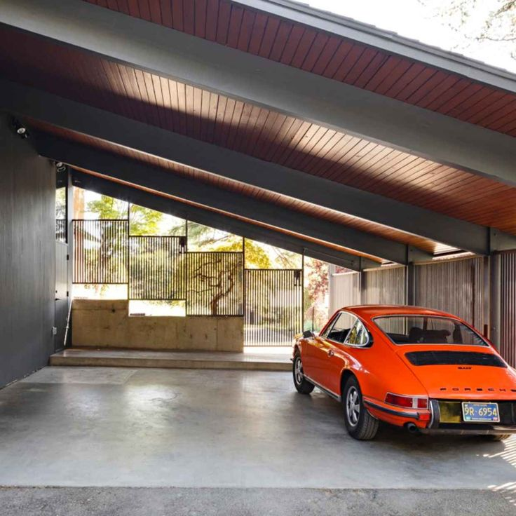 1000 images about naples florida mid century modern on for Contemporary carport design architecture
