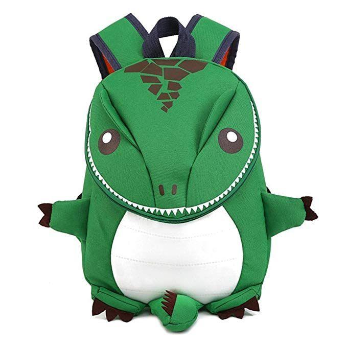 3D Dinosaur Backpack For Children Small Backpacks Kids Kindergarten School Bag