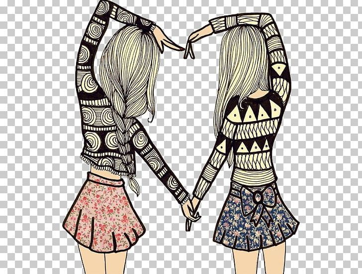 Best Friends Forever Friendship Drawing Love Png Arm Art Best Friend Best Friends Bff Best Friend Drawings Drawings Of Friends Best Friends