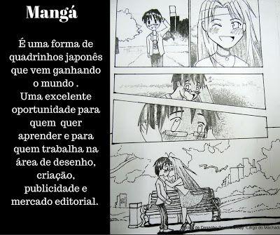 Oficina de Desenho Daniel Azulay Largo do Machado - Cursos para Crianças, Adolescentes e Adultos: Desenhando Mangá