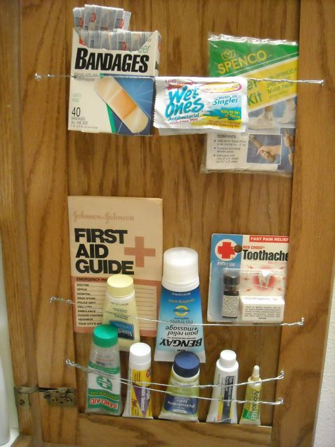 Organized cupboard storage a cheap and easy solution for Cheap and easy organizing ideas