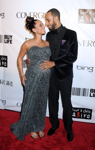 Alicia Keys wows at Keep a Child Alive Black Ball