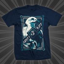 Five Iron Frenzy - Hope Still Flies.    Seriously killer shirt.