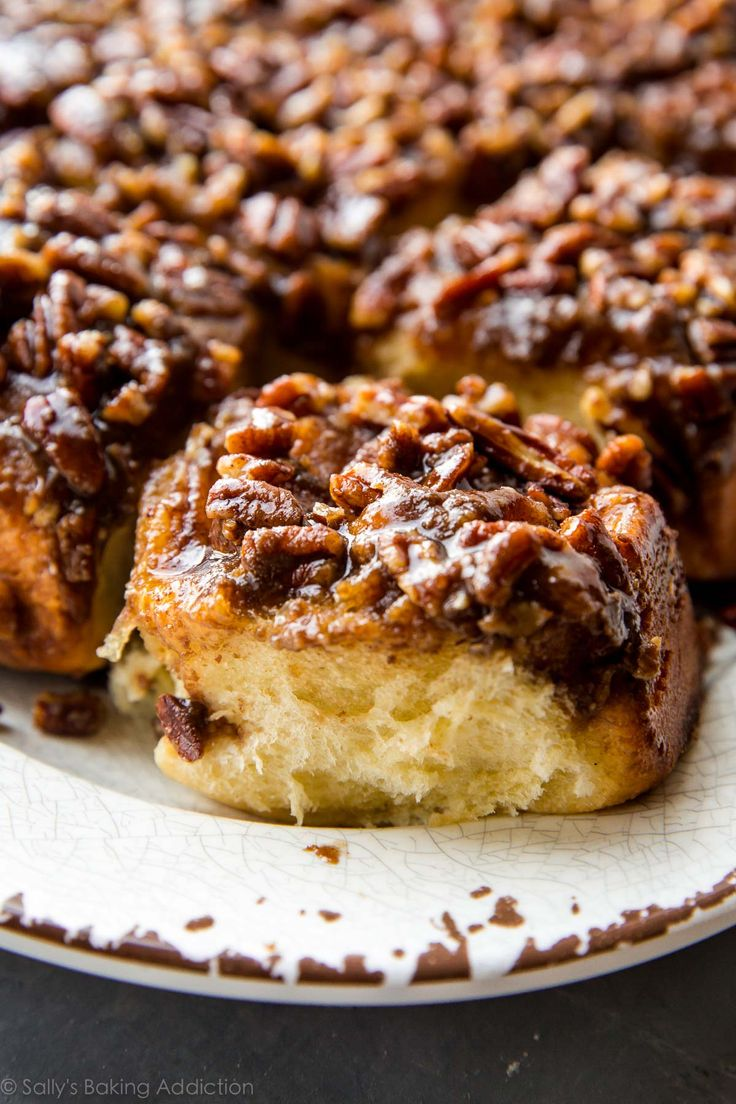 Breakfast and brunch have never been more indulgent and delicious than with these make-ahead maple pecan sticky buns!