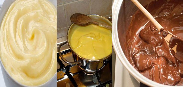 3 Creme pentru torturi si prajituri. Nu le mai cumpara din comert!  Din numai 5 ingrediente, in doar 20 de minute obtii cea mai buna crema pentru prajituri  Ingrediente:  150 gr unt  2 fiole esenta de vanilie  3 albusuri    250 gr