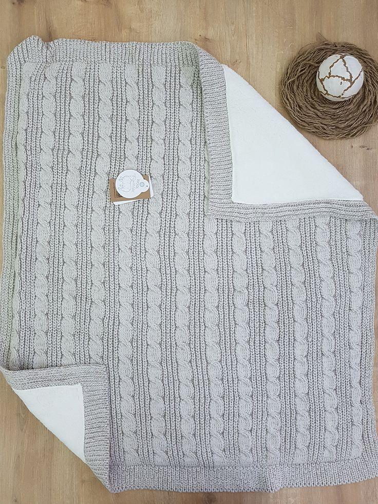 nipperland öarkası artık e-afacan.com'da koyun yününden üretilmiş bebek battaniyesi