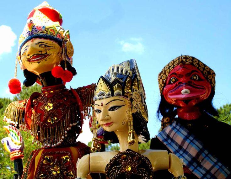 wayang golek from west java