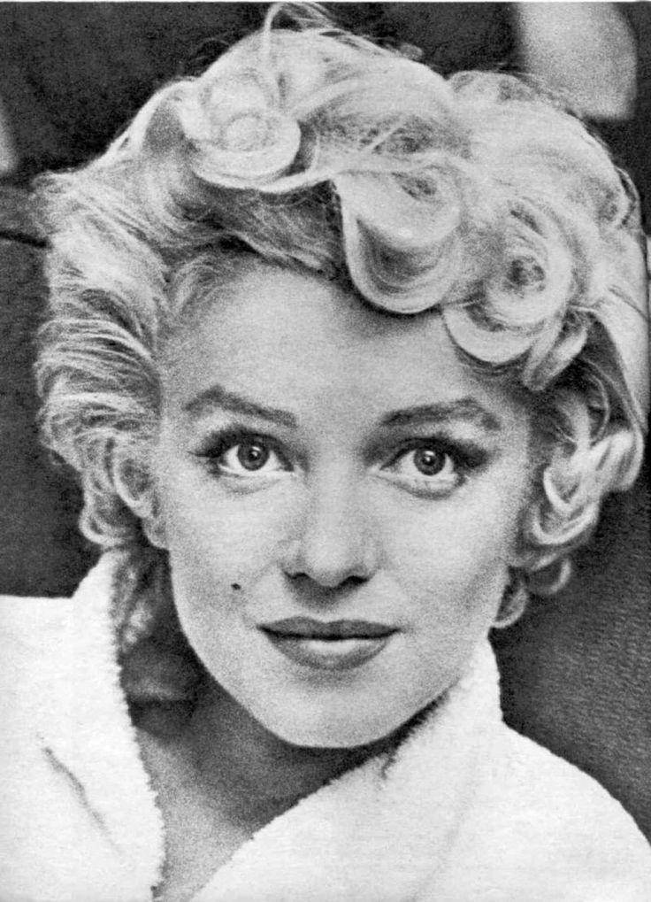 hollywood glam hair short - Google Search | 1950s ...