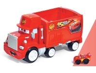Fisher-Price Little People Cars Mack Hauler