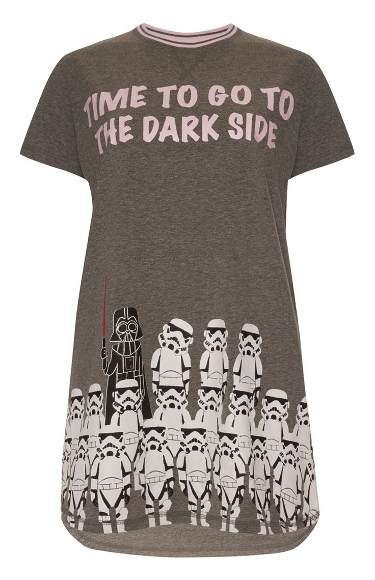 Primark - women's Star Wars nightshirt