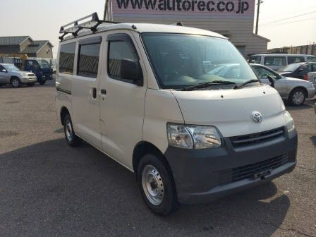 Japanese vehicles to the world: 2008 Toyota Townace van sold to Kenya
