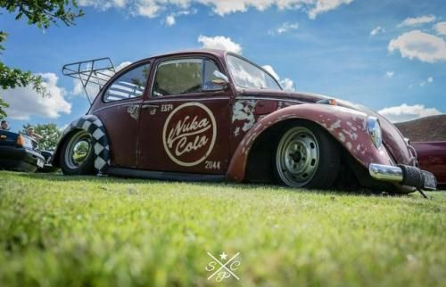 This was spotted at a car show in the UK  https://68.media.tumblr.com/96c03541937385eb4545fef44d29f12f/tumblr_ourds0mwSB1uqxjmao1_500.jpg