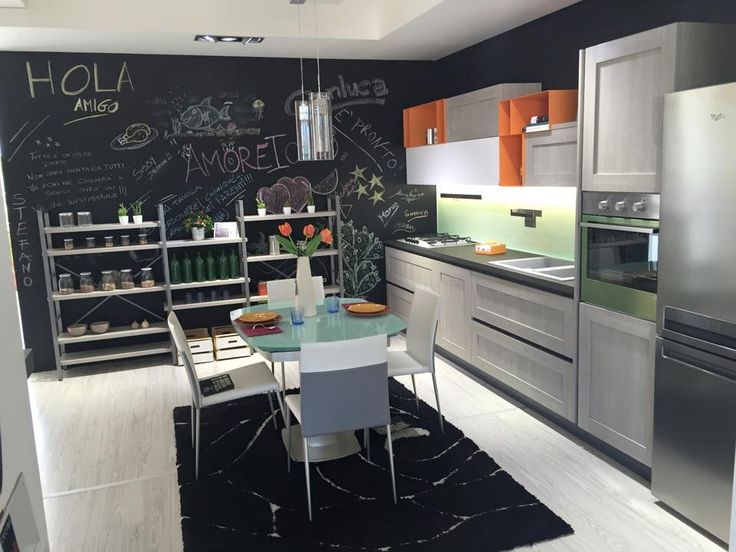 123 best images about cucine on pinterest open shelving for Quattro stelle arredamenti