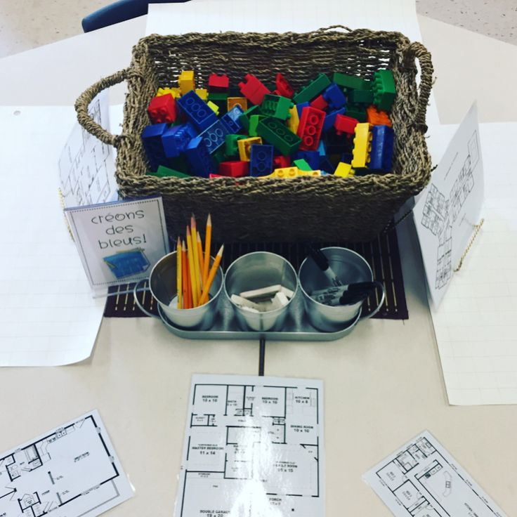 "46 Likes, 2 Comments - Laura King (@kindergartenteachertired) on Instagram: ""Our construction inquiry is underway! 🚧🚧🚧🚧 This week we are exploring ""les bleus""... blueprints!…"""