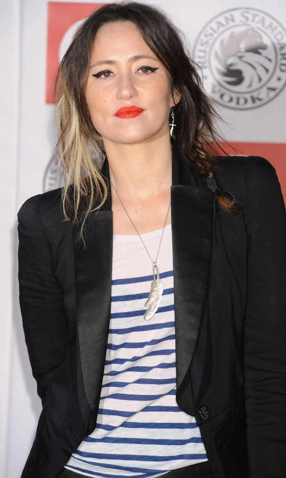 kt tunstall dip dyed hair- i wish i could pull that off