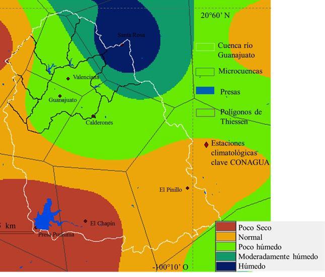 Martínez-Arredondo, J. C., Jofre Meléndez, R., Ortega Chávez, V. M., & Ramos Arroyo, Y. R. (2015). Descripción de la variabilidad climática normal (1951-2010) en la cuenca del río Guanajuato, centro de México [Figura 5]. Acta Universitaria, 25(6), 31-47. doi: 10.15174/au.2015.799