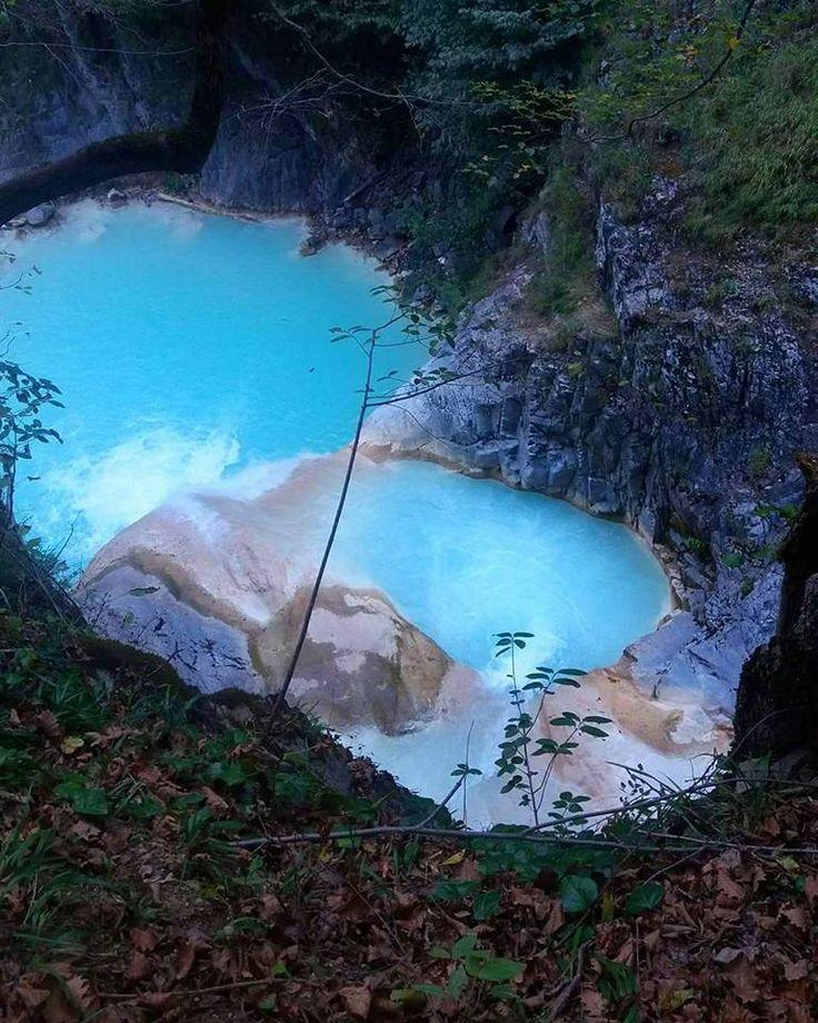 Giresun Dereli mavigöl Cenneti...! Yeni keşfedilen bu doğa harikası