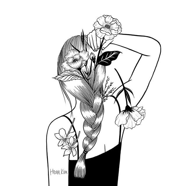 Henn Kim - Be you, you're perfect just the way you are