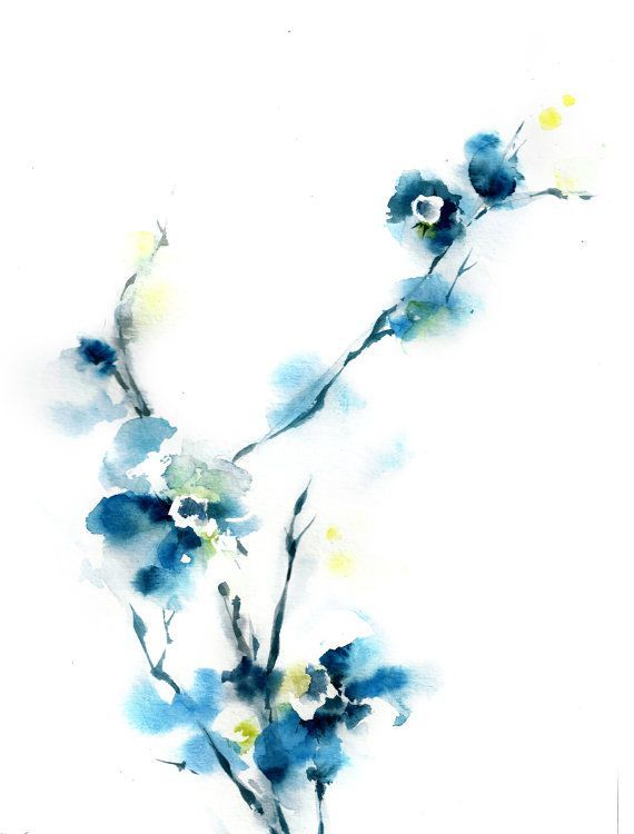 Watercolor Arts Minimalist Watercolor Watercolor Art