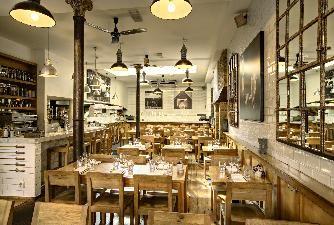 Tom's Kitchen, Brompton, SW3