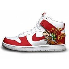 12 Best Super Mario Nike Dunks Images On Pinterest Nike