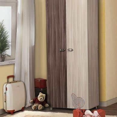 ПМ-2 Шкаф для детского платья и белья купить в Екатеринбурге | Мебелька