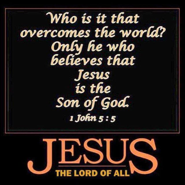 Become a son of God! He sent His son to die for you so you could have life and become adopted and Loved...ask for His love to be a part of your life <3 1 JOHN 5:5