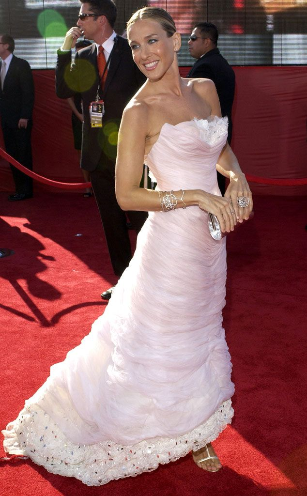 Sarah Jessica Parker from Top 10 Iconic Looks From the Emmys | E! Online