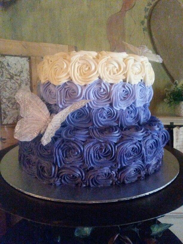 Obre wedding cake