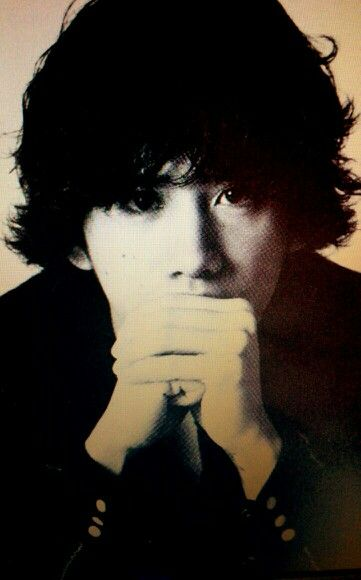 """Takahiro Morita or also known under his band name """"Taka"""" is the handsome singer /songwriter of my fav japanese band <3"""
