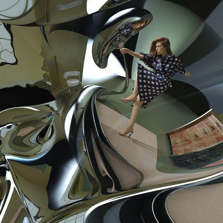 Glasser // Interiors // Album Cover