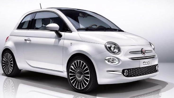 2016 Fiat 500 Interior and Exterior
