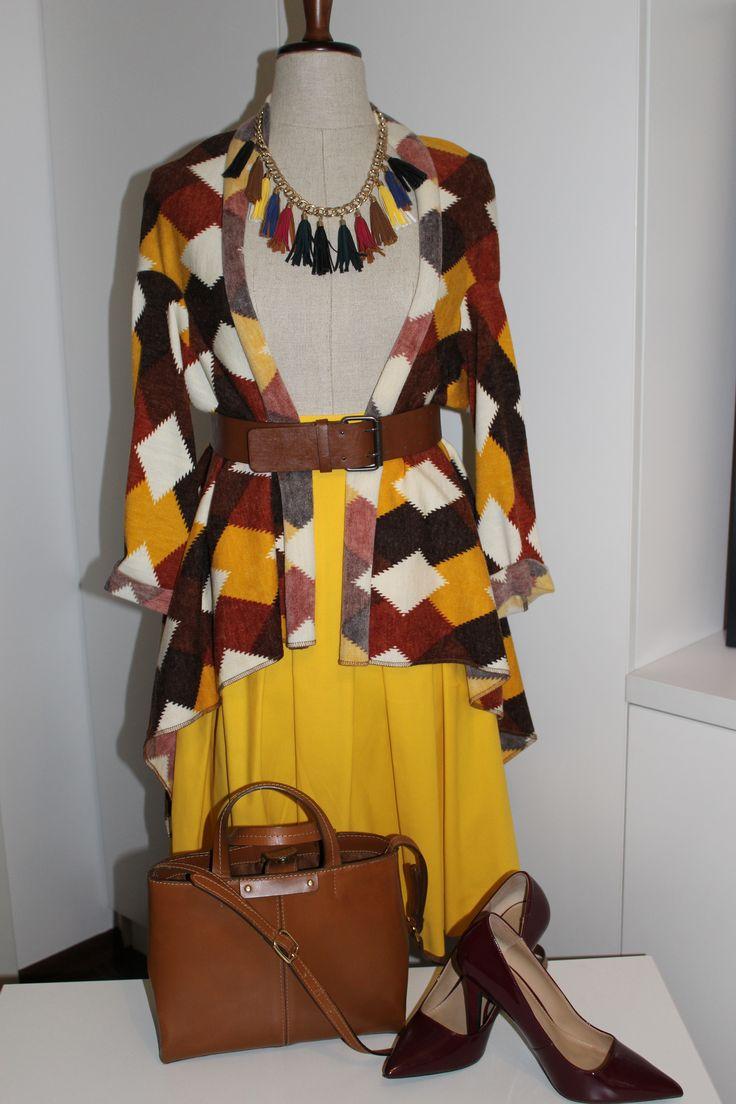 poncho hand made  Fashion Samples