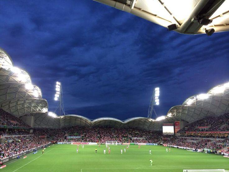 Melbourne Victory, Aami Park, Mrlbourne