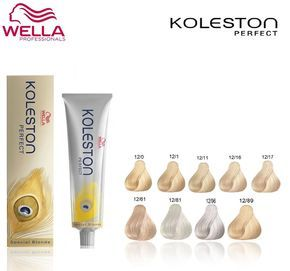Wella Koleston Perfect Permanent Colour Dye Hair color - Special Blonde Range