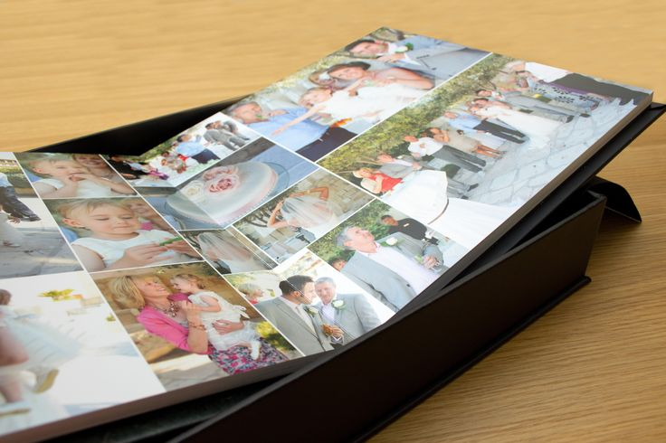 In This Wedding Al Spread Many Images Come Together To Fill The Page And Bring