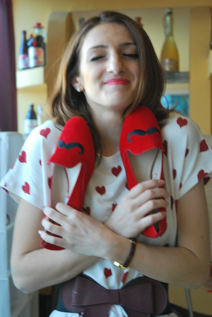 I love my precious shoes! www.stilistul112.ro