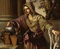 Comme Aristote l'explicite dans L'Éthique à Nicomaque, la fonction de Tempérance consiste à modérer les plaisirs sensuels en accord avec les impératifs de la «juste raison».