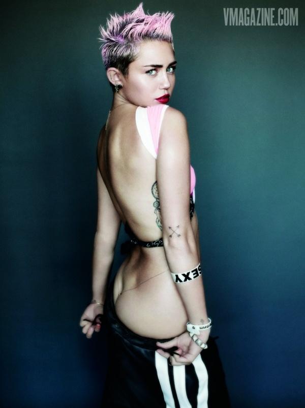 #Mileycyrus #V Magazine May 2013