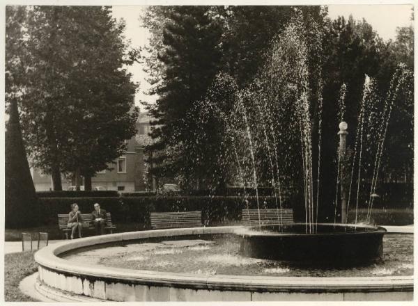 Mantova, Giardini di Piazza Virgiliana