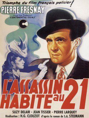 L'assassin habite au 21 (Henri-Georges Clouzot, 1942)