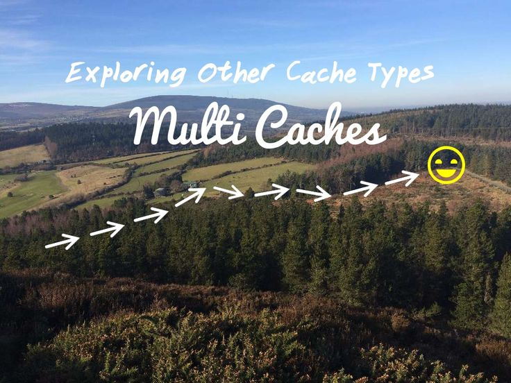 Time to add multi caches to your geocaching repertoire! Find out how here